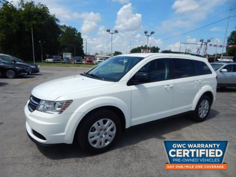 Pre-Owned 2018 DODGE JOURNEY SE SE