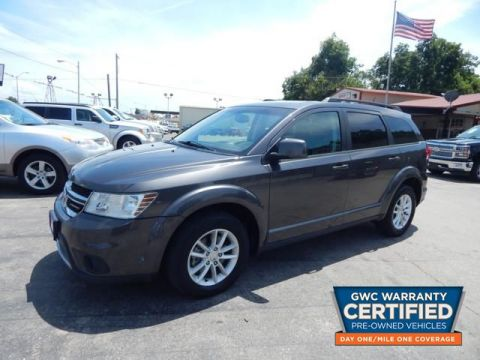 Pre-Owned 2016 DODGE JOURNEY SXT SXT