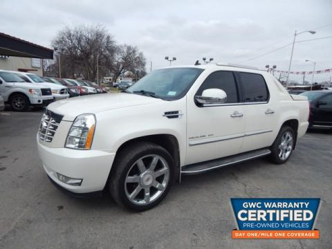 Pre-Owned 2012 CADILLAC ESCALADE EXT LUXURY EXT LUXURY